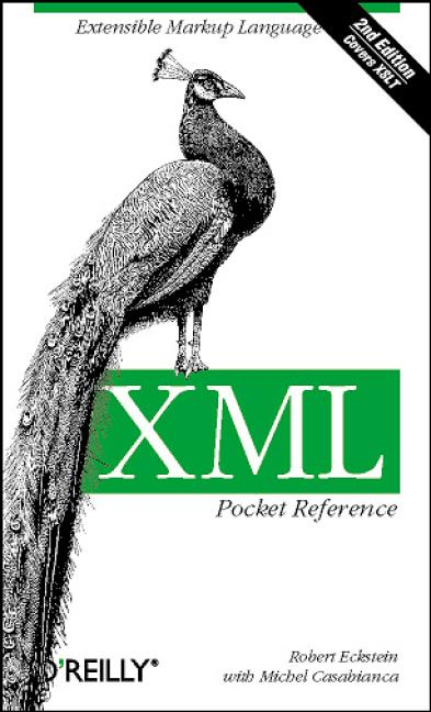 XML Pocket Reference - Robert Eckstein