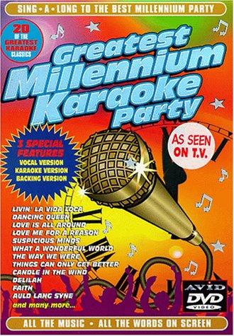 Karaoke - Greatest Millennium Karaoke Party [UK...