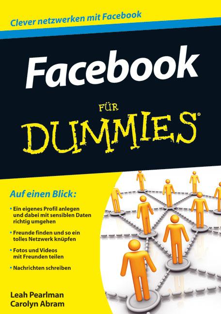 Facebook für Dummies (Fur Dummies) - Leah Pearlman