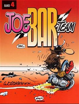 Joe Bar Team, Bd.4 - Stephane Deteindre