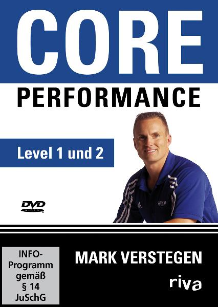 Core Performance - Level 1 und 2 [2 DVDs] - Mark Verstegen