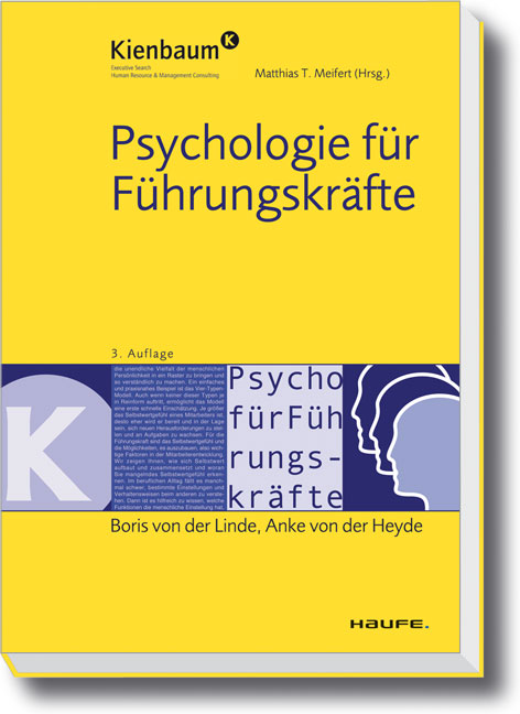 Psychologie für Führungskräfte - Anke von der H...