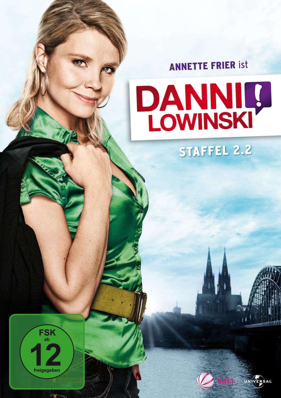 Danni Lowinski - Staffel 2.2 [2 DVDs]