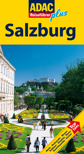 ADAC Reiseführer plus Salzburg: Mit extra Karte...