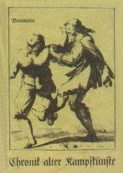 Chronik alter Kampfkünste: Zeichnungen und Text...