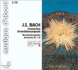 Akademie Fuer Alte Musik Berli - Brandenburgisc...