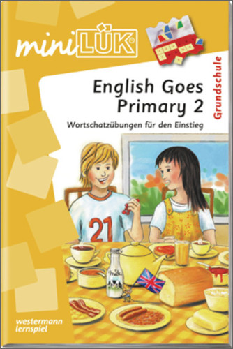 mini LÜK. English Goes Primary 2: Englisch in d...
