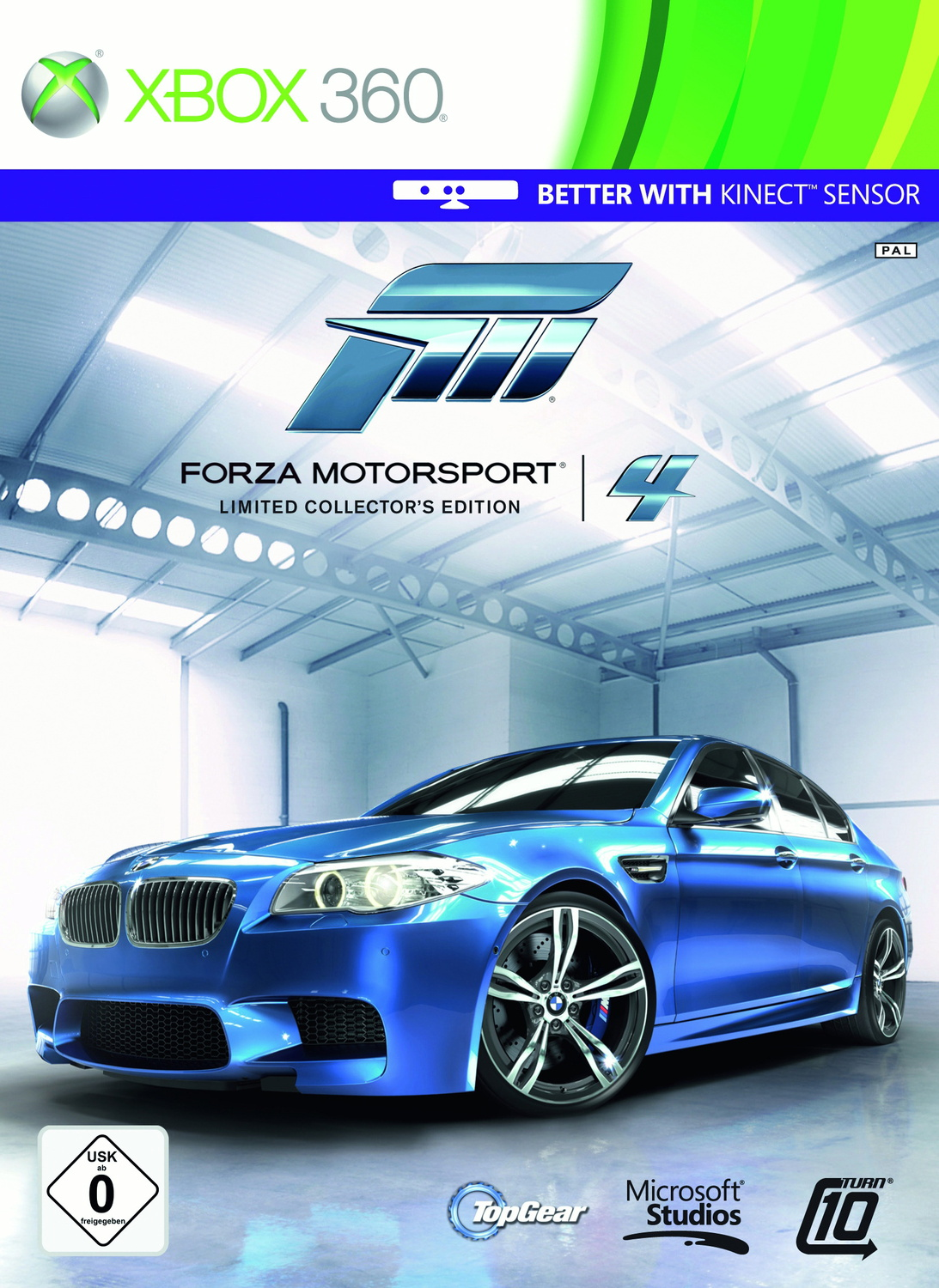 Forza Motorsport 4 [Limited Collector´s Edition...