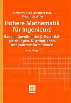 Höhere Mathematik für Ingenieure 3. Gewöhnliche...