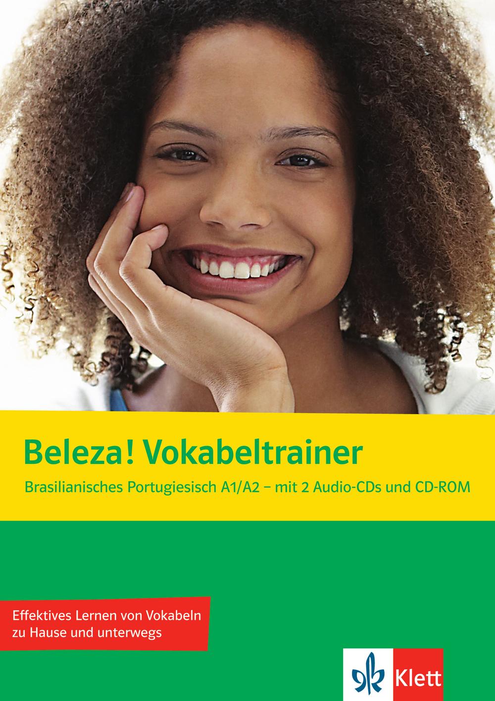 Beleza!. Vokabeltrainer (A1/A2): Brasilianische...