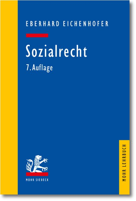 Sozialrecht - Eberhard Eichenhofer