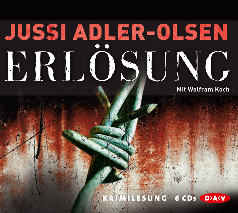 Erlösung - Jussi Adler-Olsen