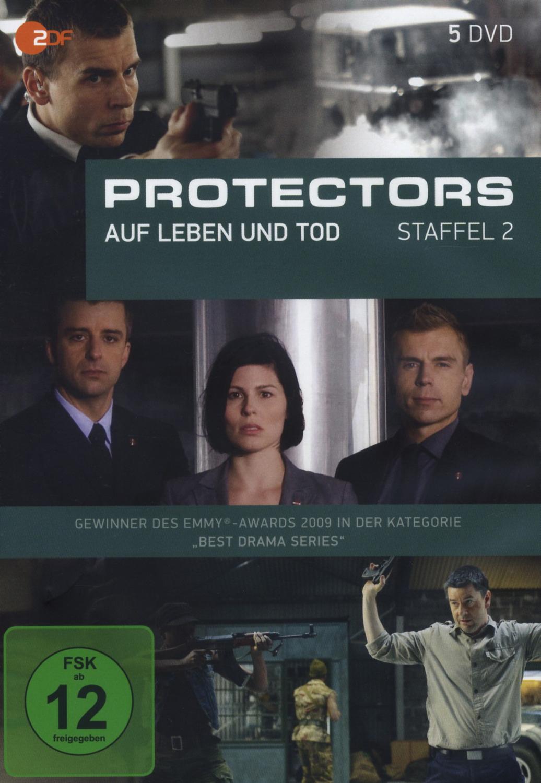 Protectors - Auf Leben und Tod, Staffel 2 [5 DVDs]
