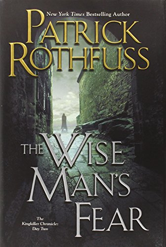 The Wise Man´s Fear - Patrick Rothfuss [Hardcover]