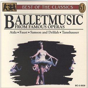London Symphony Orchestra - Ballet Music F.Famo...