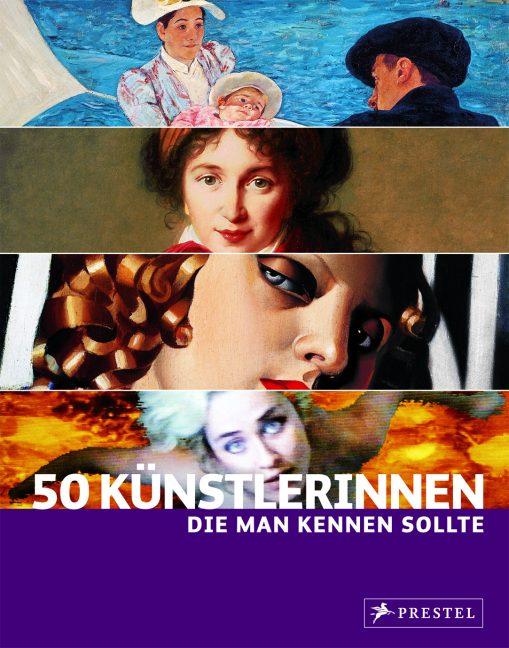50 Künstlerinnen, die man kennen sollte - Christiane Weidemann