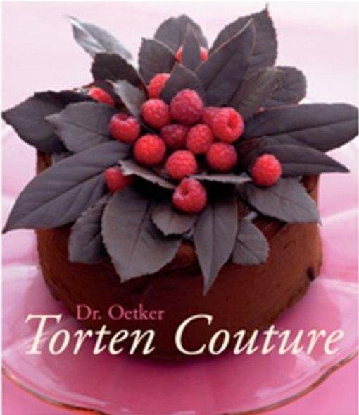 Torten Couture - Dr. Oetker