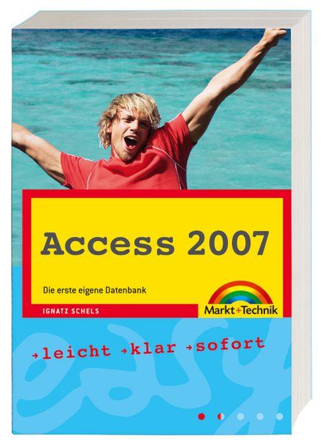 Access 2007: Die erste eigene Datenbank - Ignat...