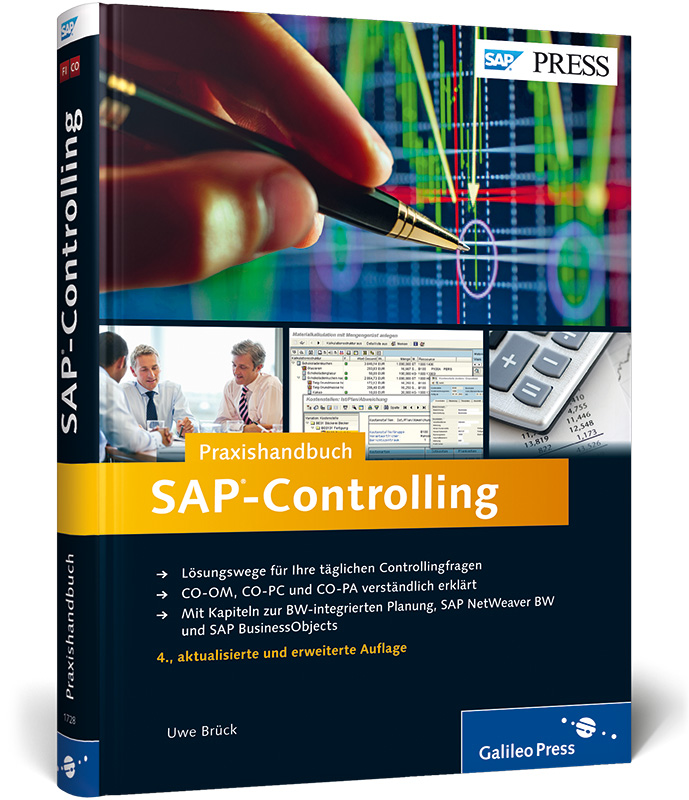 Praxishandbuch SAP-Controlling (SAP PRESS) - Uw...