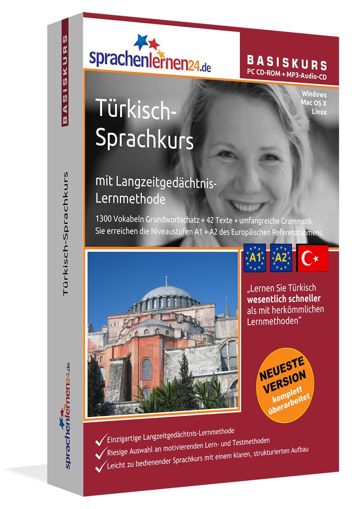 Sprachenlernen24.de Türkisch-Basis-Sprachkurs: ...