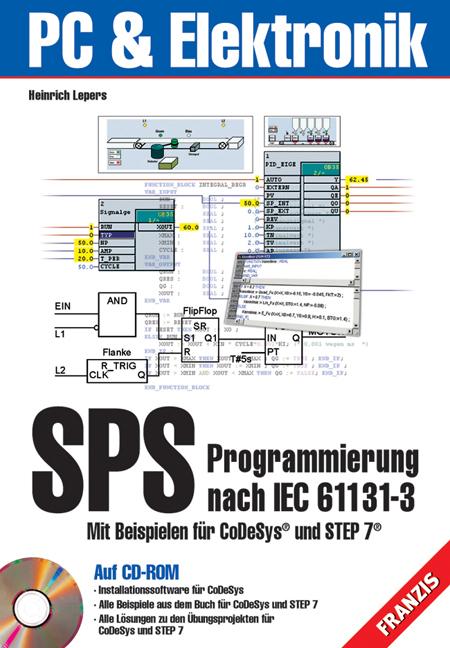 SPS-Programmierung nach IEC 61131-3 / inkl. 3 C...