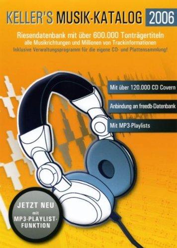 Keller S Musik-katalog 2006