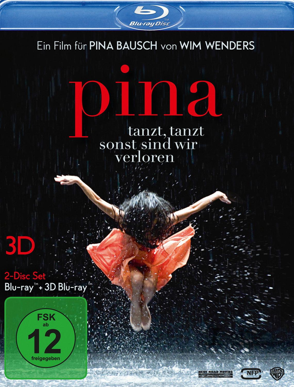 Pina [2D + 3D Version, 3D Blu-ray]
