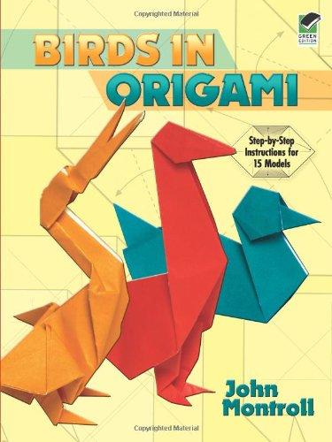 Birds in Origami - John Montroll