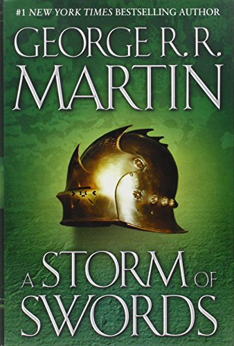 A Song of Ice and Fire: Book 3 - A Storm of Swords - George R.R. Martin [Hardcover]
