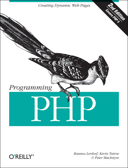 Programming PHP - Rasmus Lerdorf