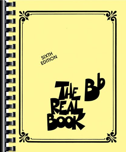 The Real Book: B-Flat (Real Books (Hal Leonard))