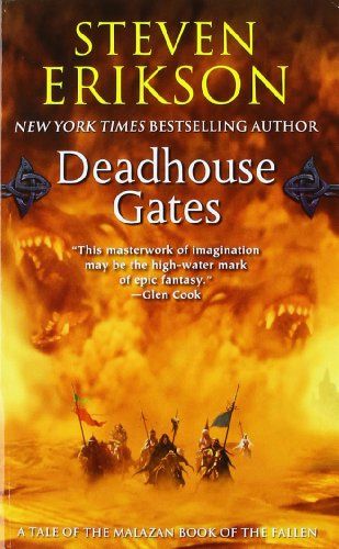 A Tale of the Malazan Book of the Fallen 02: Deadhouse Gates - Steven Erikson
