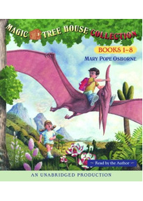 Magic Tree House Collection Books 1 8