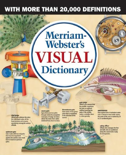 Merriam-Webster´s Visual Dictionary: The First ...