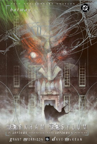 Batman: Arkham Asylum - Grant Morrison [Broschiert]