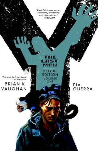 Y The Last Man Deluxe Edition Book One - Brian K. Vaughan