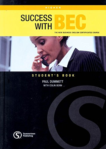 Success with BEC Higher: The New Business Engli...