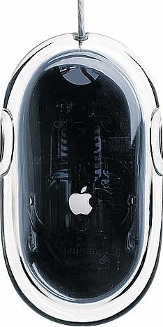 Apple Pro Mouse schwarz