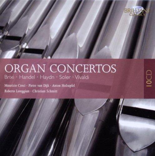 Maurizio Croci - Organ Concertos/ Orgel Konzerte