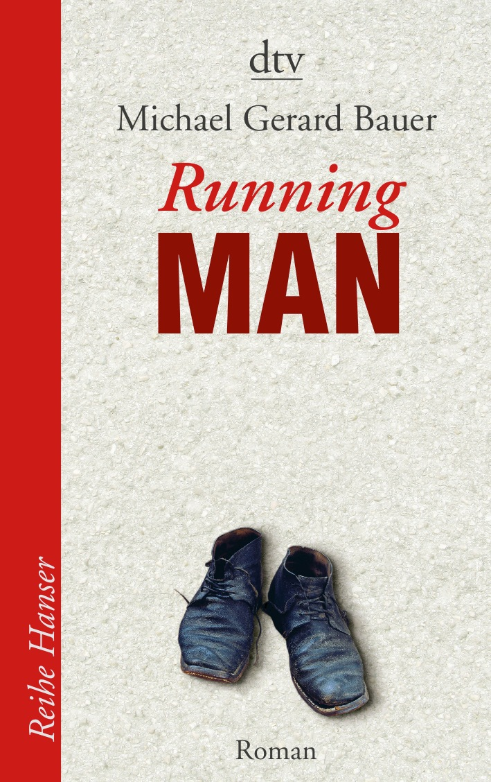 Running Man: Roman - Michael Gerard Bauer
