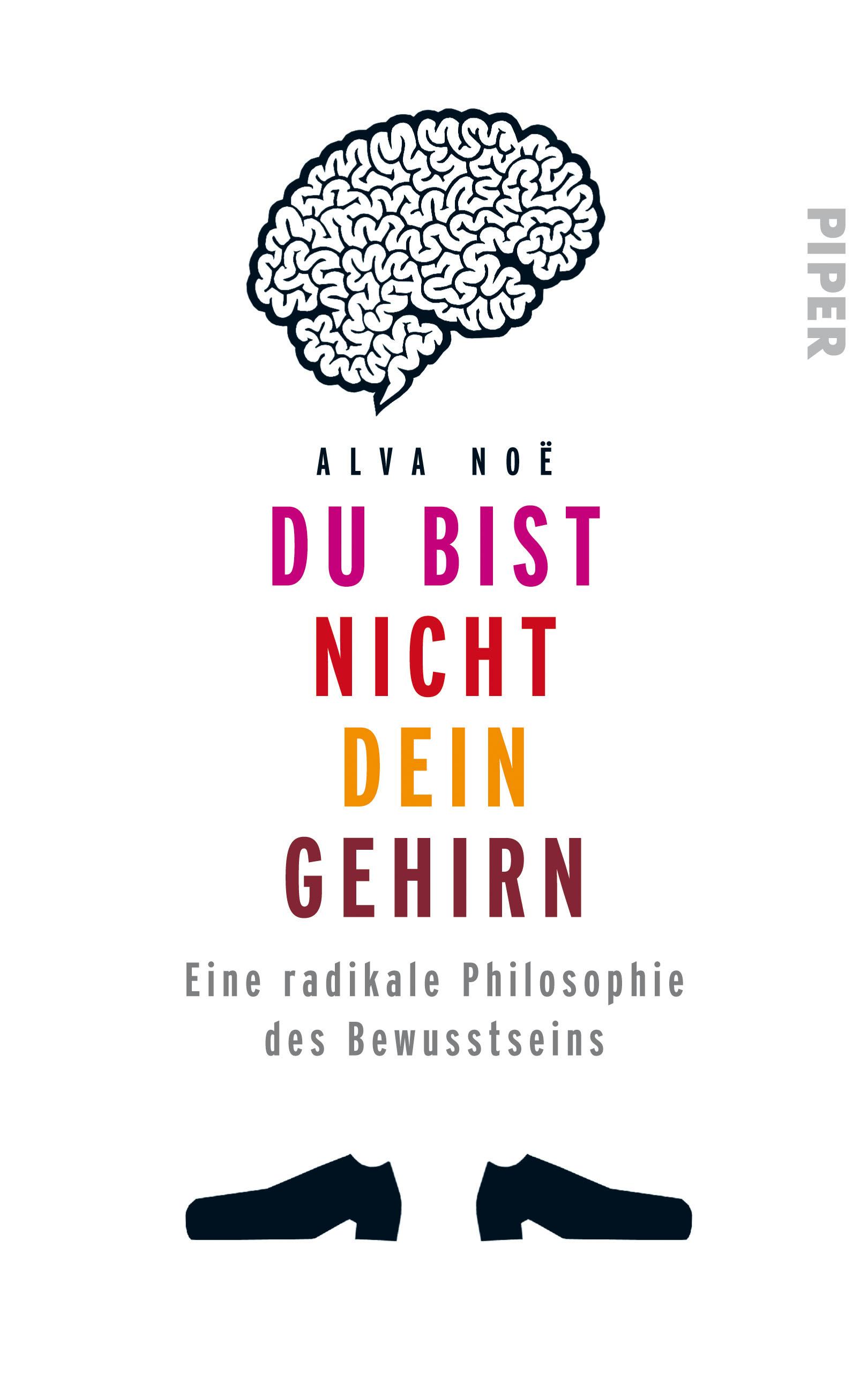 Du bist nicht dein Gehirn: Eine radikale Philosophie des Bewusstseins - Alva Noë