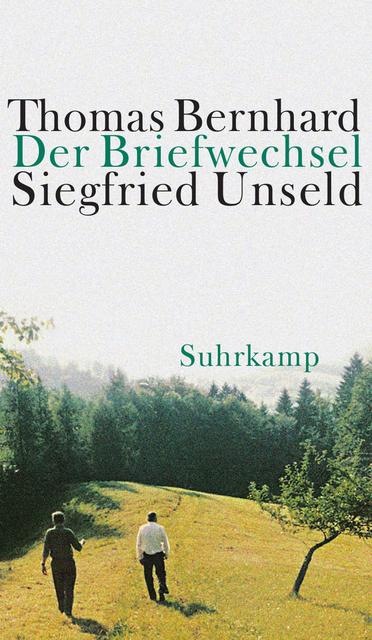 Der Briefwechsel - Thomas Bernhard