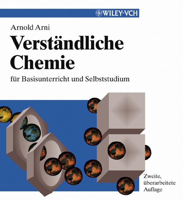 Verständliche Chemie: für Basisunterricht und Selbststudium - Arnold Arni [2. Auflage 2003]