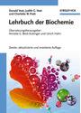 Lehrbuch der Biochemie - Donald J. Voet [Gebundene Ausgabe]
