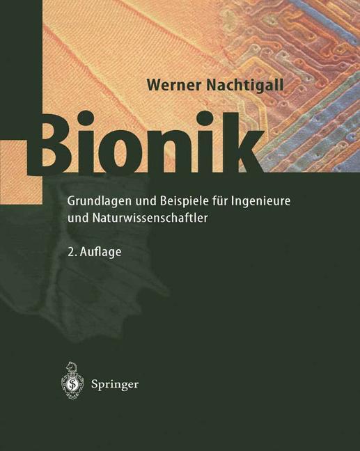 Bionik: Grundlagen und Beispiele für Ingenieure...