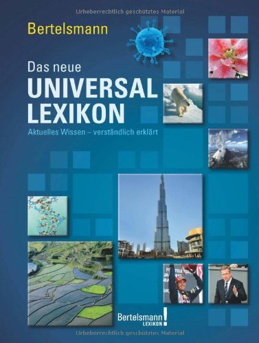 Bertelsmann Das neue Universallexikon: Aktuelle...