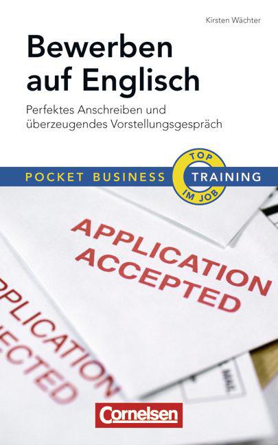 Pocket Business - Training: Bewerben auf Englis...