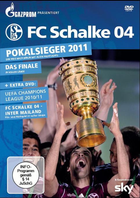 FC Schalke 04-Pokalsieger 20 [2 DVDs]