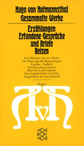 Gesammelte Werke in Einzelausgaben: Gesammelte Werke, 10 Bde., Tb., 7, Erzählungen.: Erfundene Gespräche und Briefe, Rei