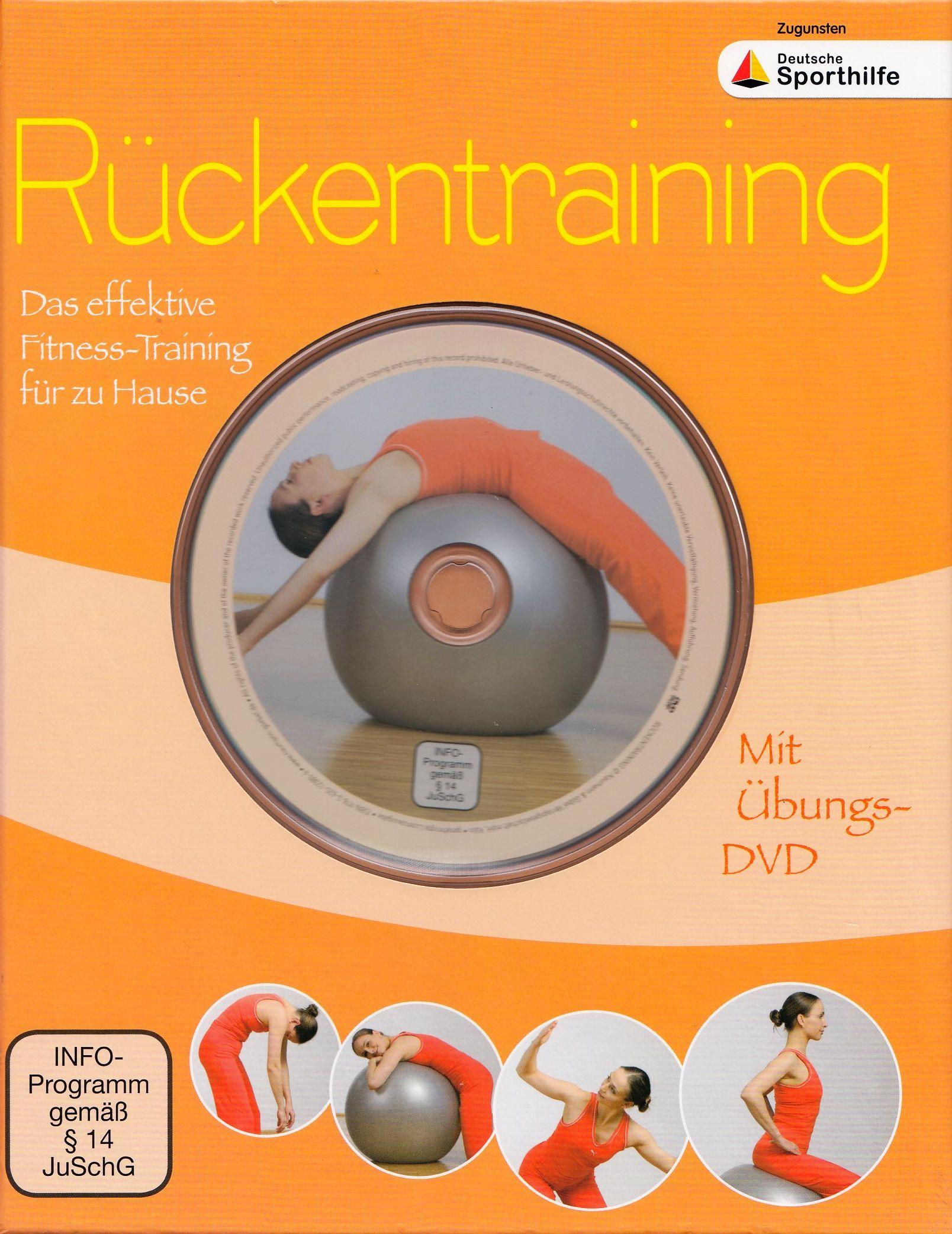 Rückentraining: Das effektive Fitness-Programm ...